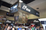 Comic-Con 2014 Ubisoft The Crew Booth