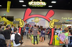 Comic-Con 2014 Ugly Doll Booth
