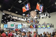 Comic-Con 2014 Warner Bros. Booth