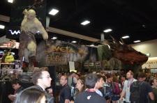 Comic-Con 2014 Weta Booth