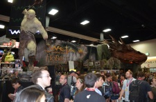 Comic-Con 2014 Weta Booth