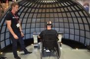 Comic-Con 2014 X-Men Cerebro Oculus Rift Booth