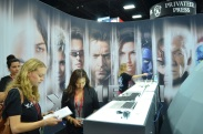 Comic-Con 2014 X-Men Movies Booth