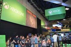 Comic-Con 2014 Xbox Booth