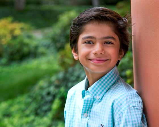 Disney's The Jungle Book Casts Neel Sethi as Mowgli