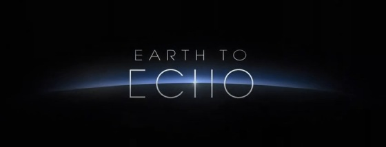 Earth to Echo Title Movie Logo