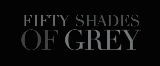 Fifty Shades of Grey Movie Title Logo