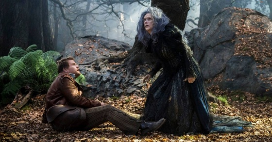 First Trailer Walt Disney Into the Woods