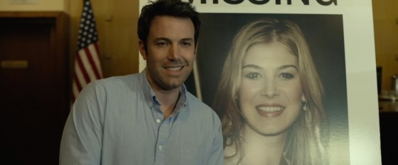 Gone Girl Offiial Movie Trailer