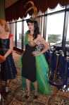 Her Universe Fashion Show Betsy Waddell Loki Dress