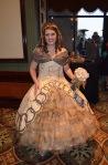Her Universe Fashion Show Cressie Lewis The Hobbit Wedding Dress