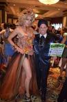Her Universe Fashion Show Lauren Bregman The Hunger Games Effies Trinkets