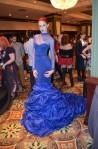 Her Universe Fashion Show Oseas Villatoro Mystique X-Men