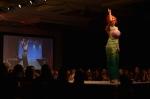 Her Universe Fashion Show SDCC 2014 Alexandra Threw The Little Mermaid