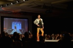 Her Universe Fashion Show SDCC 2014 Amy Beth Christenson Back to the Future