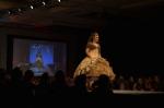 Her Universe Fashion Show SDCC 2014 Cressie Lewis The Hobbit Wedding Dress