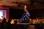 Her Universe Fashion Show SDCC 2014 Erin Weathers Euhdral The Crystal Queen
