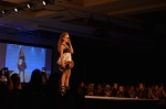 Her Universe Fashion Show SDCC 2014 Grace Duvall Thrall Battlestar Galactica