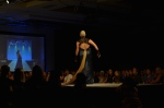 Her Universe Fashion Show SDCC 2014 Hannah Kent Ventress Gown Star Wars 2