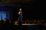 Her Universe Fashion Show SDCC 2014 Hannah Kent Ventress Gown Star Wars