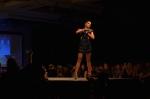 Her Universe Fashion Show SDCC 2014 Isabelle Scott Wolverine X-Men 2