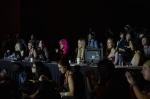 Her Universe Fashion Show SDCC 2014 Judges Chloe Dykstra