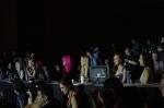Her Universe Fashion Show SDCC 2014 Judges iJustine Ezarik