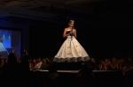 Her Universe Fashion Show SDCC 2014 Leetal Platt Dalek Wedding Dress Doctor Who 2