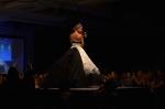Her Universe Fashion Show SDCC 2014 Leetal Platt Dalek Wedding Dress Doctor Who 3