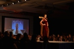 Her Universe Fashion Show SDCC 2014 Lindsay Hamilton Doctor Who