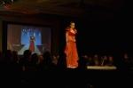 Her Universe Fashion Show SDCC 2014 Lindsay Orndorff Samus Metroid Gown