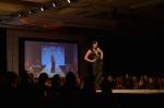 Her Universe Fashion Show SDCC 2014 Melissa Camacho Daryl Dixon The Walking Dead