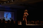 Her Universe Fashion Show SDCC 2014 Tanya Nicole Doctor Who Scarf Dress 2