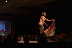 Her Universe Fashion Show SDCC 2014 Tara Reich Arcee Transformers 2