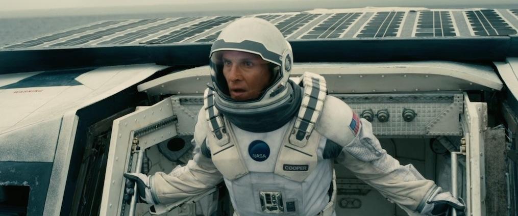 Interstellar Movie Trailer 3