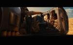 Mad Max Fury Road Comic Con Trailer Screenshot Car Door