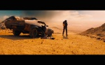 Mad Max Fury Road Comic Con Trailer Screenshot Car
