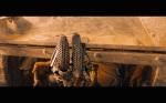 Mad Max Fury Road Comic Con Trailer Screenshot Furiosa Claw Hand