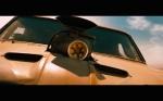 Mad Max Fury Road Comic Con Trailer Screenshot Interceptor Car Engine