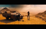 Mad Max Fury Road Comic Con Trailer Screenshot Interceptor Car