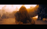 Mad Max Fury Road Comic Con Trailer Screenshot Long Hair Tom Hardy