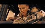 Mad Max Fury Road Comic Con Trailer Screenshot mperator Furiosa