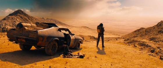 Mad Max Fury Road Comic Con Trailer