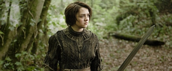 Maisie Williams Discussed 'The Last of Us' Movie with Sam Raimi