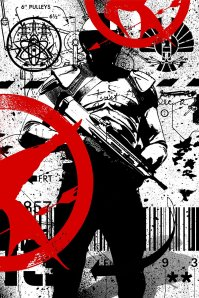 The Hunger Games: Mockingjay Part 1 Art Poster