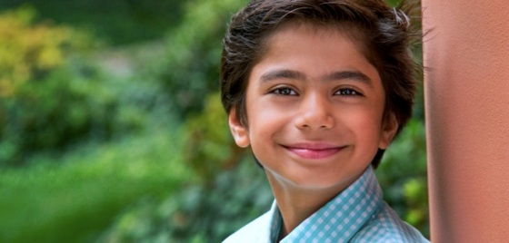 Neel Sethi Cast as Mowgli in Disney's 'The Jungle Book'