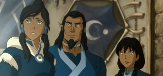Now Available to Own The Legend of Korra Book Two