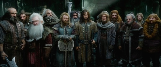 The Hobbit The Battle of the Five Armies Comic-Con Trailer