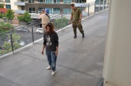 The Walking Dead Escape Comic-Con 2014 Petco Park 19