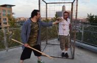 The Walking Dead Escape Comic-Con 2014 Petco Park 20